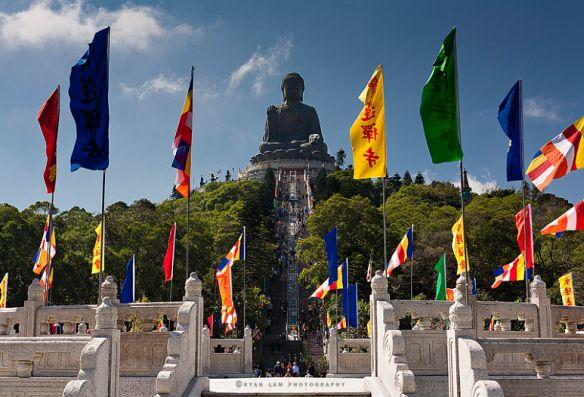 Po Lin Monastery Big Buddha, Hong Kong